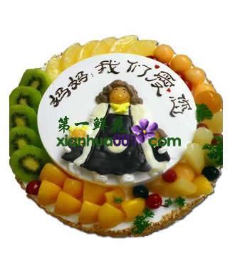 蛋糕:母爱无边