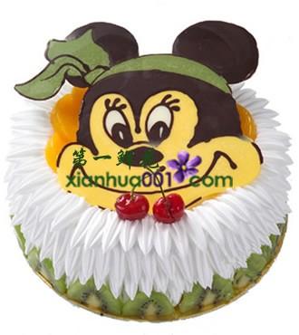 蛋糕:爱米奇