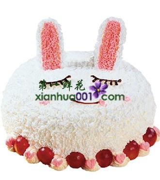 蛋糕:咪咪兔