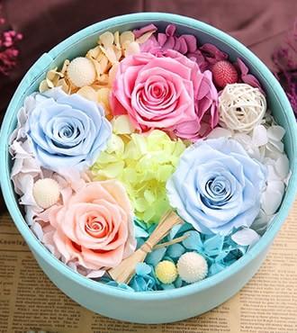 保鲜花:致爱相约