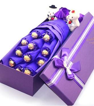巧克力:甜心