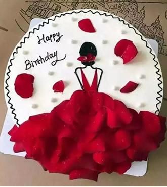 蛋糕:女王宝贝