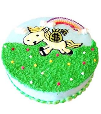 蛋糕:马上有钱
