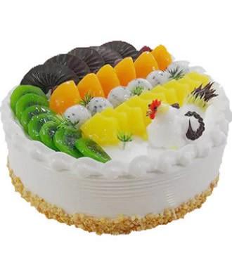 蛋糕:金鸡呈祥