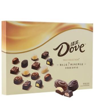 德芙精心之选巧克力140g (包邮)