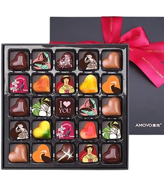巧克力:心之恋语(顺丰包邮)