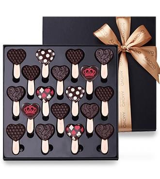 巧克力:萌心礼盒(顺丰包邮)