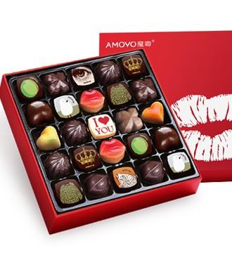 巧克力:绯色之吻(顺丰包邮)