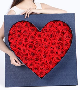 保鲜花:「倾世之爱」奢宠