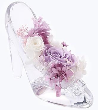 保鲜花:公主的水晶鞋·紫