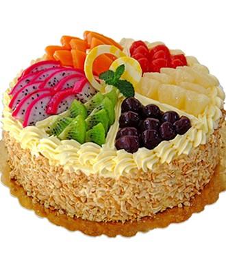 蛋糕:欢乐果园