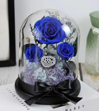 保鲜花:繁花 玫瑰