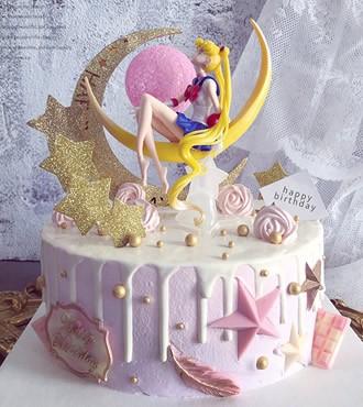 蛋糕:网红水冰月