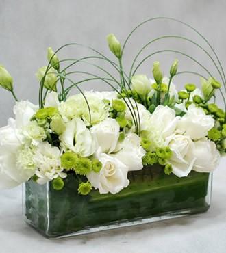 会议用花:倾心桌花