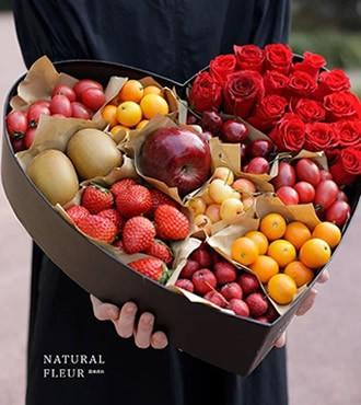 鲜花:十分甜蜜 16枝红玫瑰