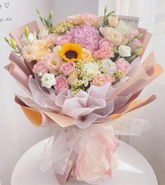 鲜花:双鱼座守护花