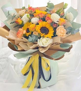 鲜花:摩羯座守护花