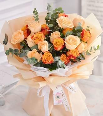 鲜花:射手座守护花