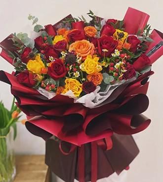 鲜花:天蝎座守护花