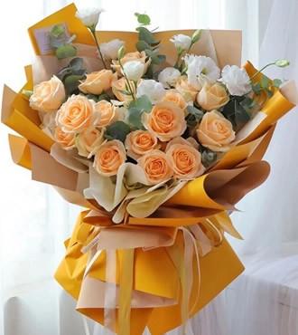 鲜花:天秤座守护花