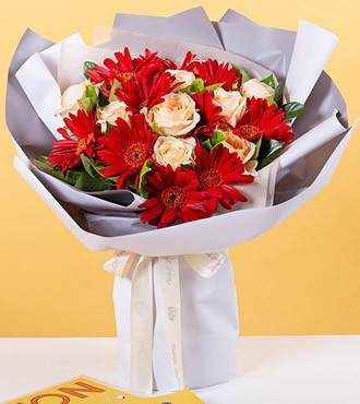 鲜花:白羊座守护花