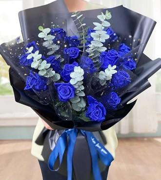 鲜花:爱无界心相连 19枝