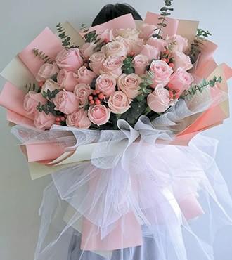鲜花:量身定做 36枝玫瑰
