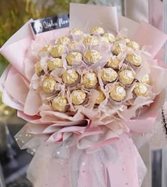 巧克力:甜蜜相伴 33颗