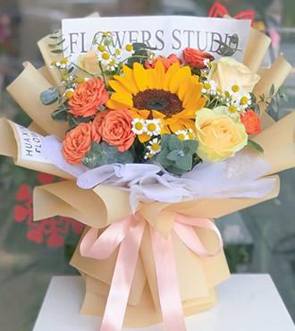 鲜花:爱如氧气