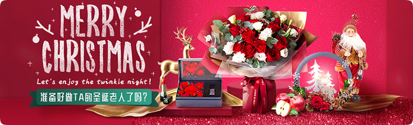 圣诞节推荐鲜花,圣诞节鲜花+蛋糕,圣诞节鲜花礼品,圣诞节预定,圣诞节送花,预定鲜花,速递鲜花礼品,圣诞节鲜花礼品